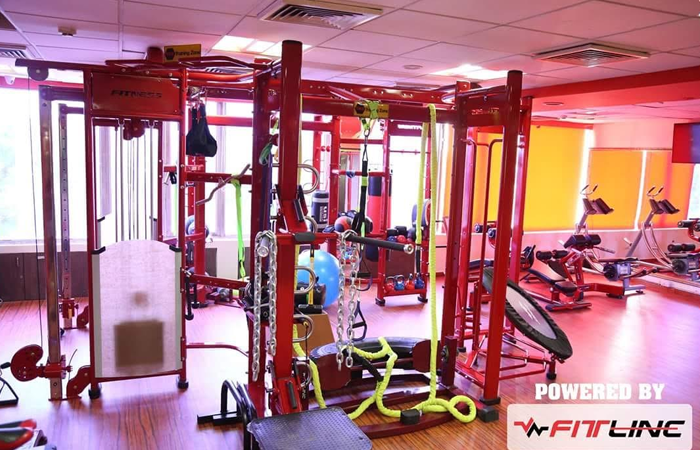 Muscledog Fitness Sector 14 Gurgaon