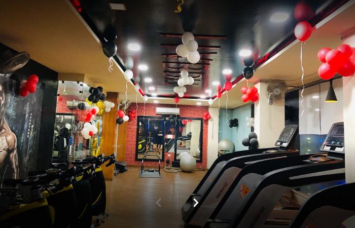 Habbit Gym Govindpuram