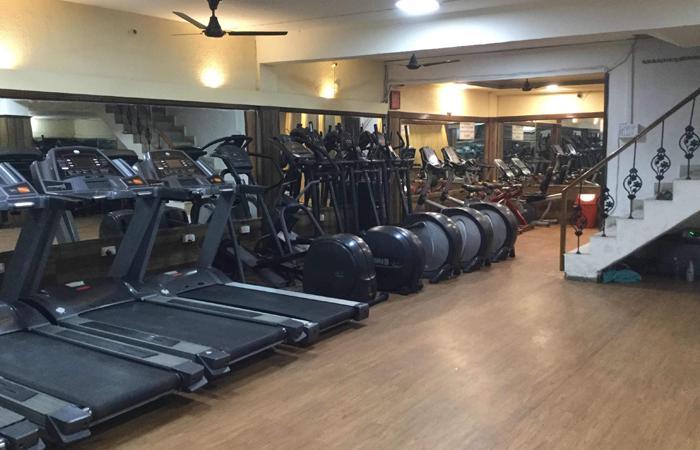 Physique Fitness Gym Ashram