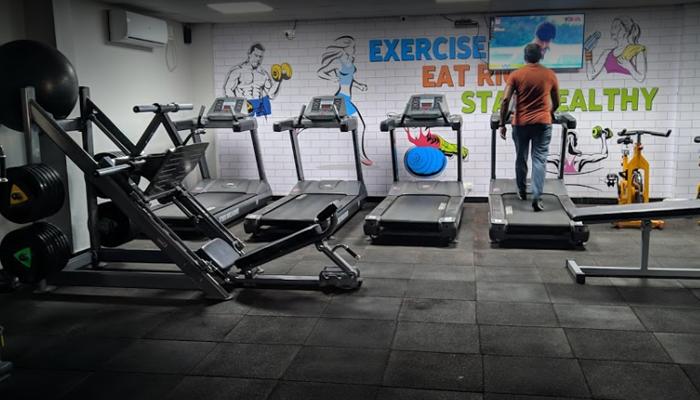 Leads Fitness Vanasthalipuram