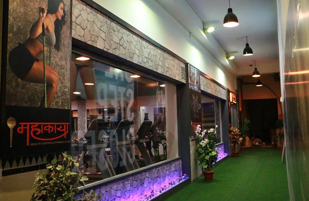 Mahakaya Fitness Club Vidyadhar Nagar