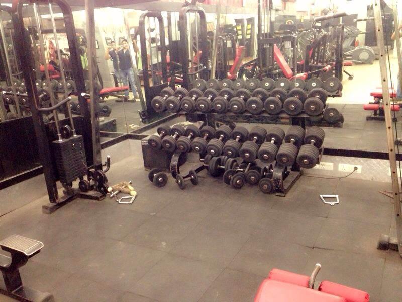 The Spark Unisex Gym Madangir