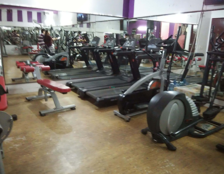 The Bodyline Gym Sector 22 Gurgaon