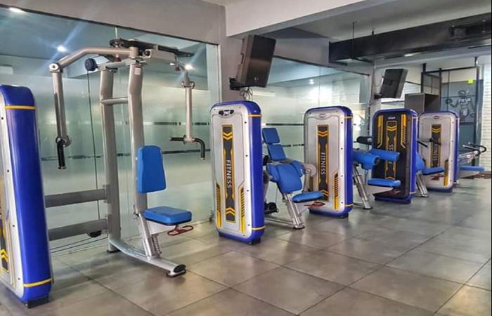 Tnt Gym Dhakoli