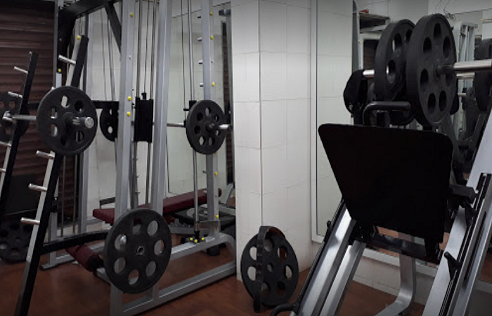 V 3 Aarogyam Fitness Centre Dahisar East
