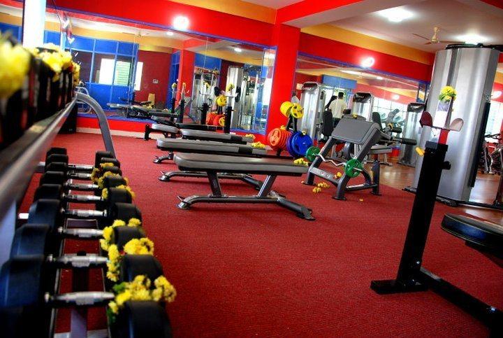 Live Fitness Hsr Layout
