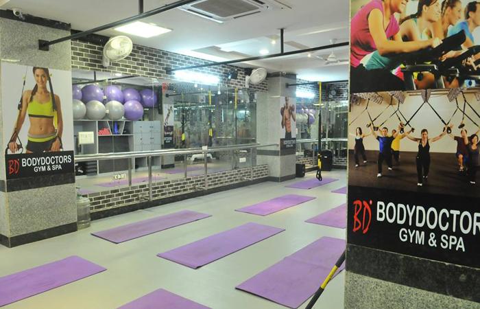 Body Doctors Gym & Spa Janakpuri