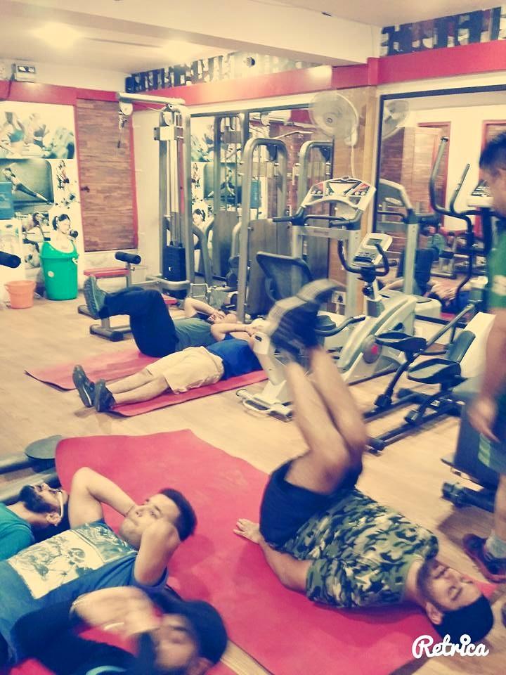 The FOCUS Gym & Spa Subhash Nagar
