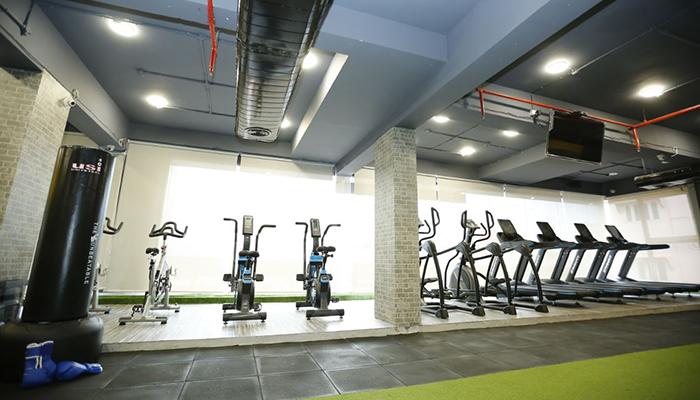 S K 9 Fitness Studio Attapur