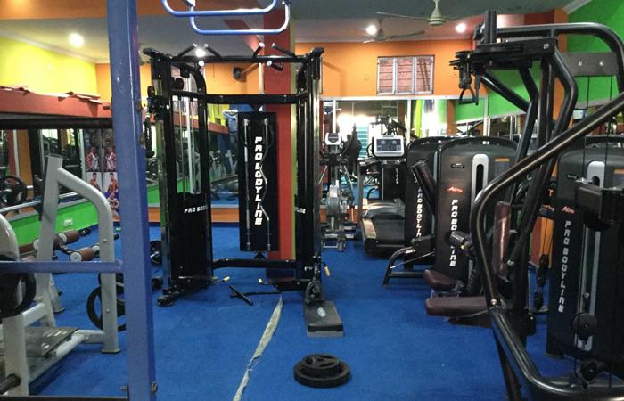 Myself Fitness Gym Malviya Nagar