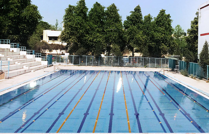 Fitso SEALs Swimming Academy Apeejay School Sheikh Sarai