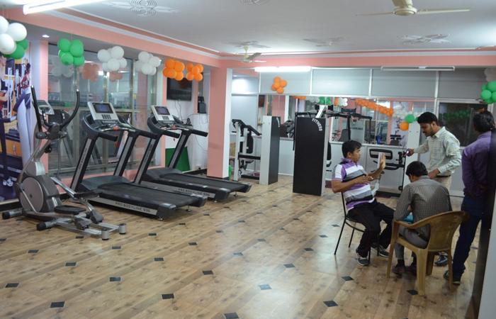 The Physique Gym Shastri Nagar