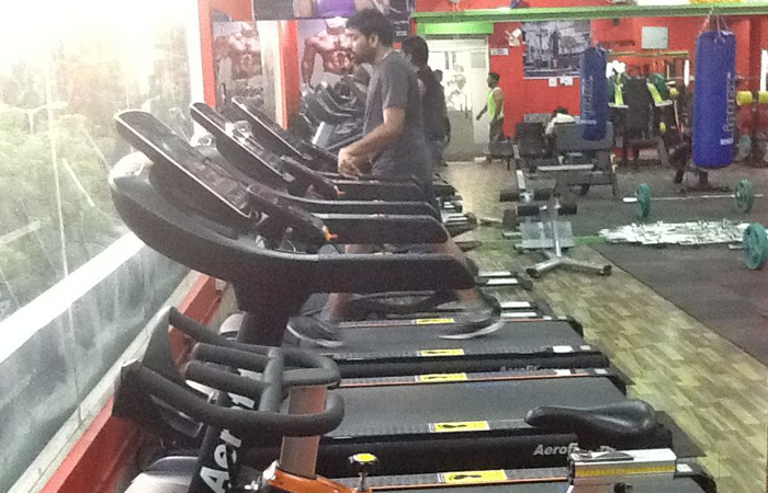 The Fitness First Gym Manikonda