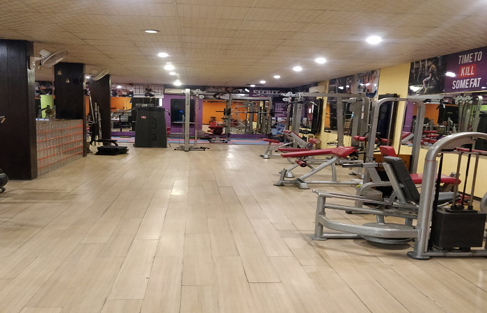 Fitbit Health & Fitness Gym Sector 44 Noida