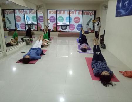 Gyanish Yoga & Wellness Prahladnagar