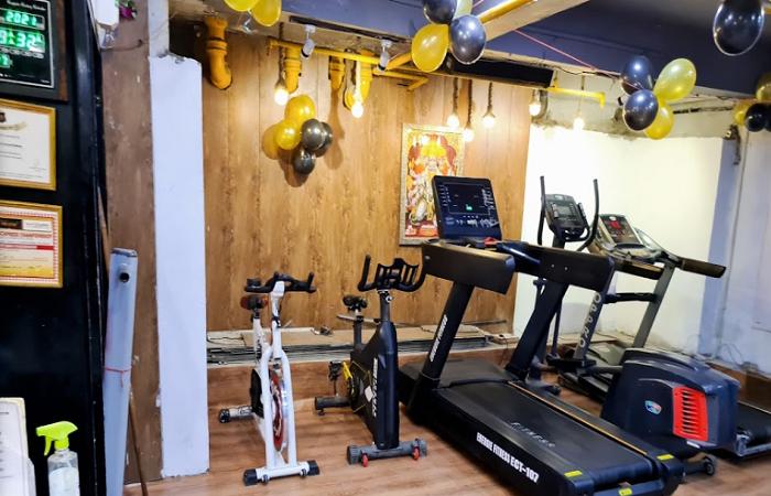 The Fitness Czars Unisex Gym Mukherjee Nagar