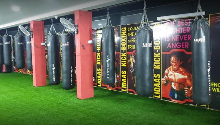 Lidaas Kick-boxing & Mma Academy Sri Nagar Colony