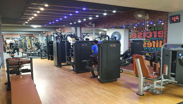 Gym 49 Sector 49 Noida