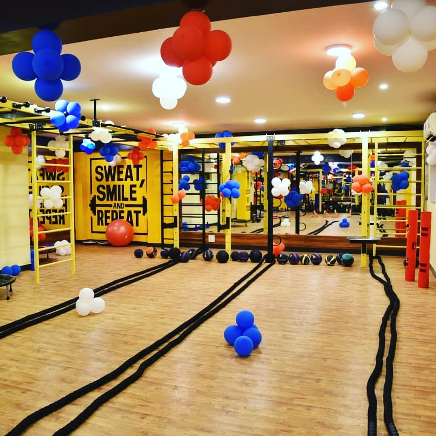 Fitness Guru Sector 71