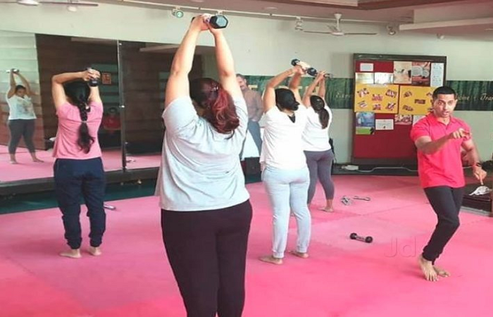 Mickey Mehta's 360' Wellness Temple Charni Road