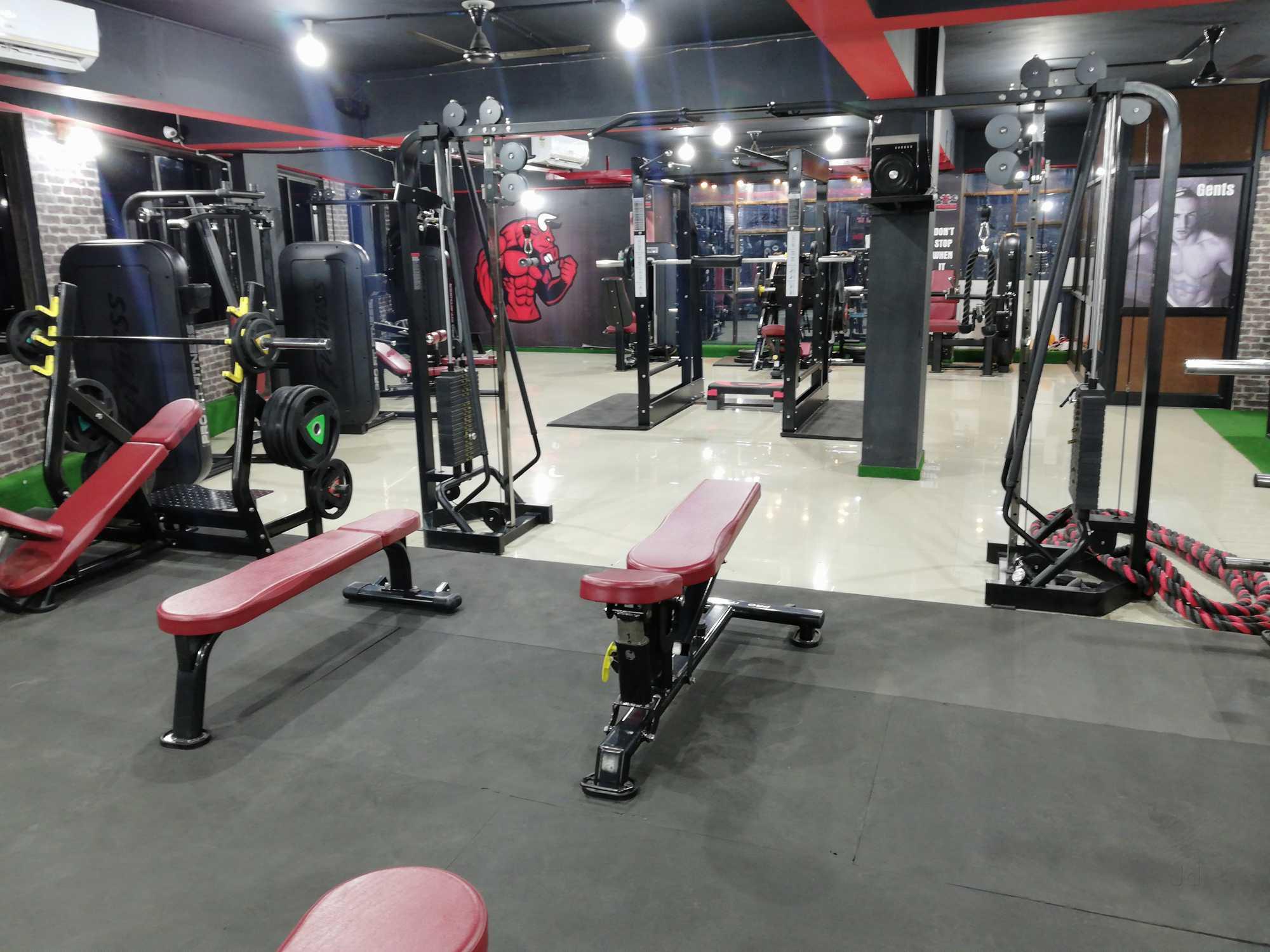 Fit Bulls The Muscle Repair Shop Ghodasar
