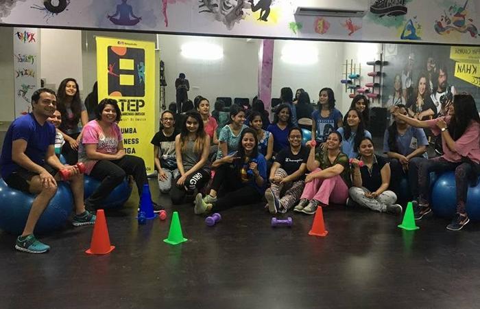 8 Step Dance And Fitness Studio Bapu Nagar