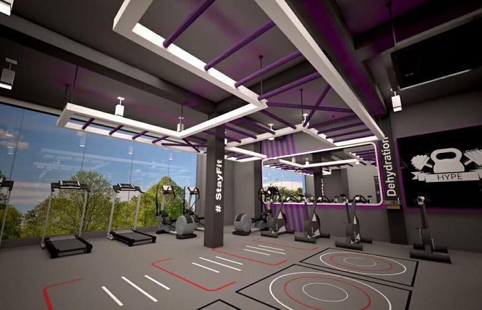Hype The Gym Pitampura