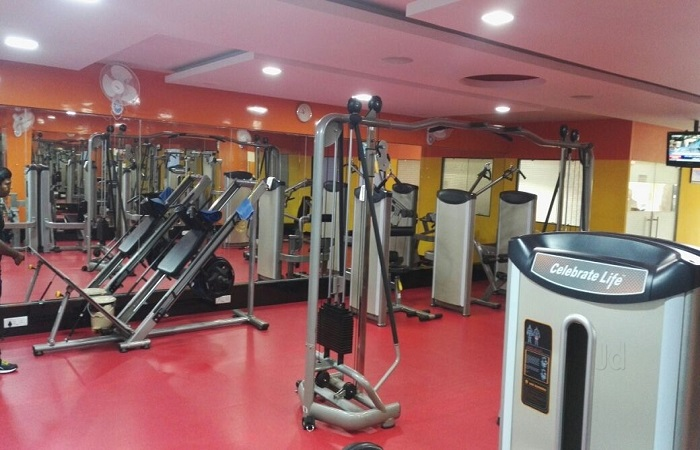 Oxy - Mx Fitness Centre Adyar