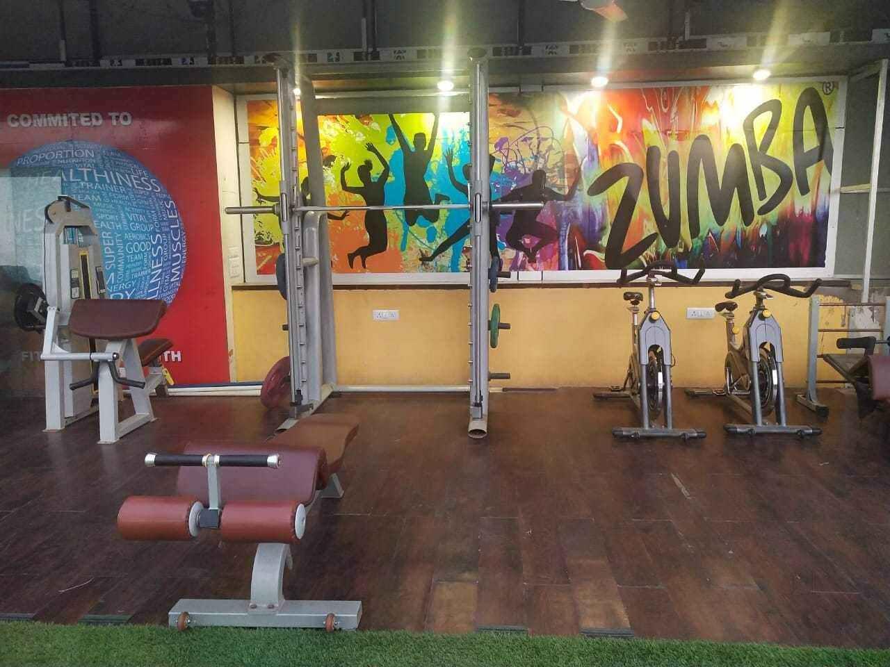 New Body Shape Gym And Fitness Centre Nava Vadaj