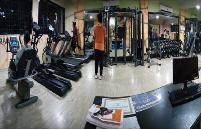 Physique Fitness Khanda Colony Panvel