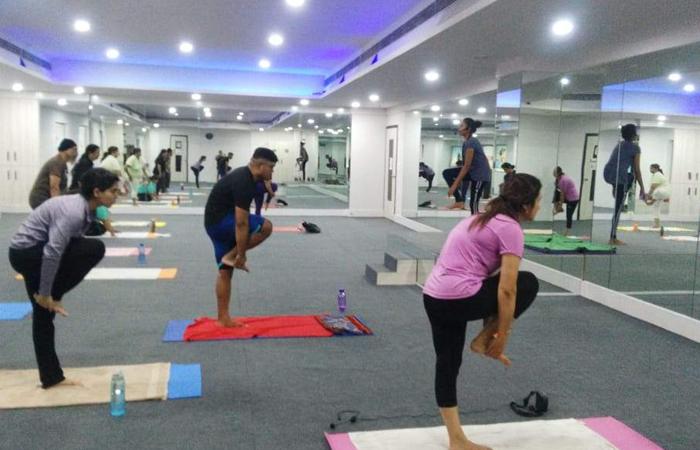 PH Prime Yoga Health Club Kondhwa