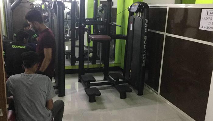 Sr Fitness Kharadi