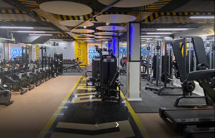 M.fit (maruti Fitness Center) Sector 14 Rohini