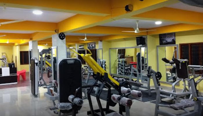Yoddha Fitness Studio West Marredpally