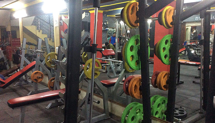 Revolution Fitness Sector 46 Gurgaon