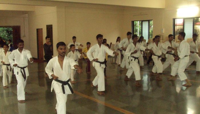 Bu Shin Do Karate Wakad