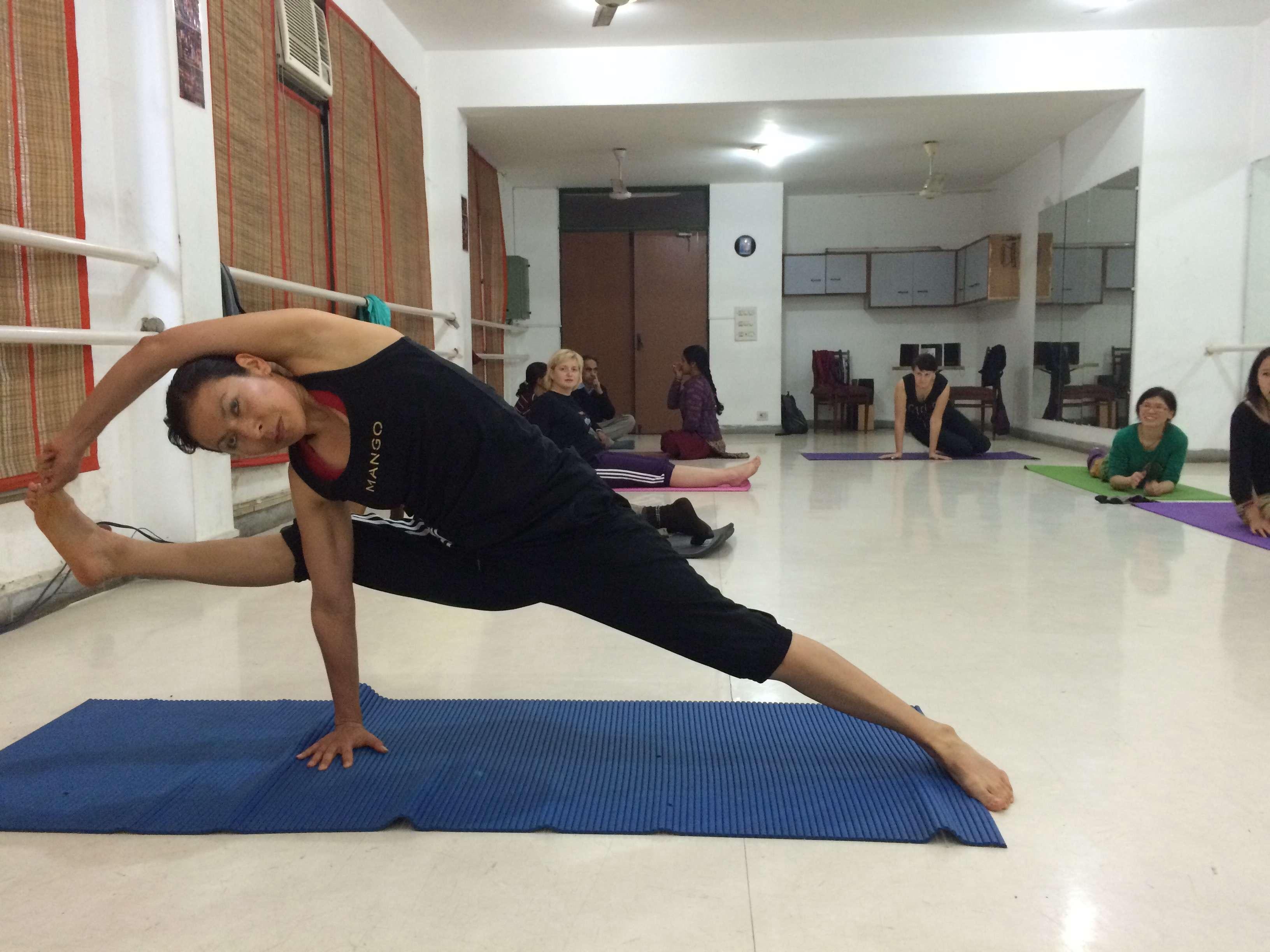 Yogi Anoop's Meditation Classes Vasant Vihar