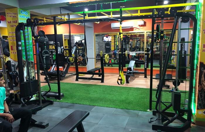 Yeah Buddy Fitness Dhakoli