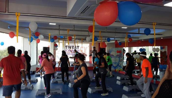 Group Ex Fitness Sahakara Nagar