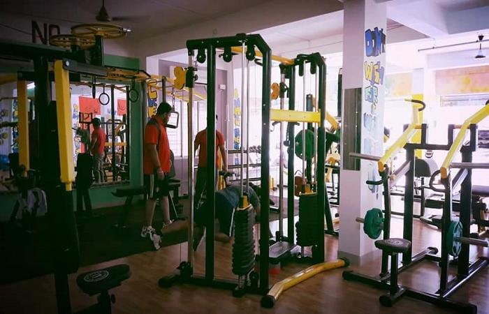 Sas Fitness Center Keshtopur