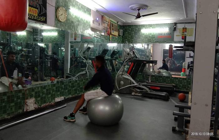 Power Station Gym Shalimar Garden