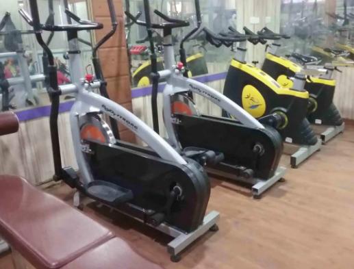 Aagman Fitness Gym Sirsi Road