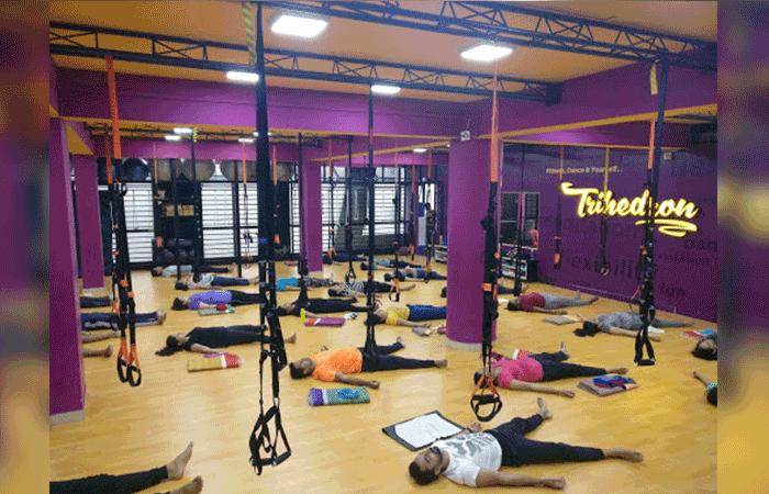 Trihedron Fitness Pvt Ltd Padmanabha Nagar