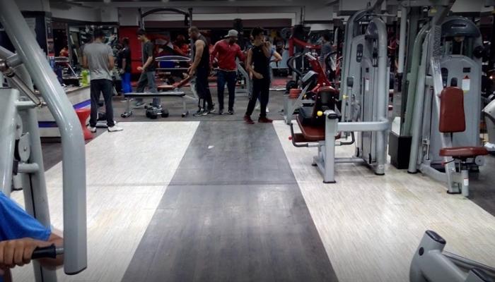 Fitness Mania Rajendra Nagar