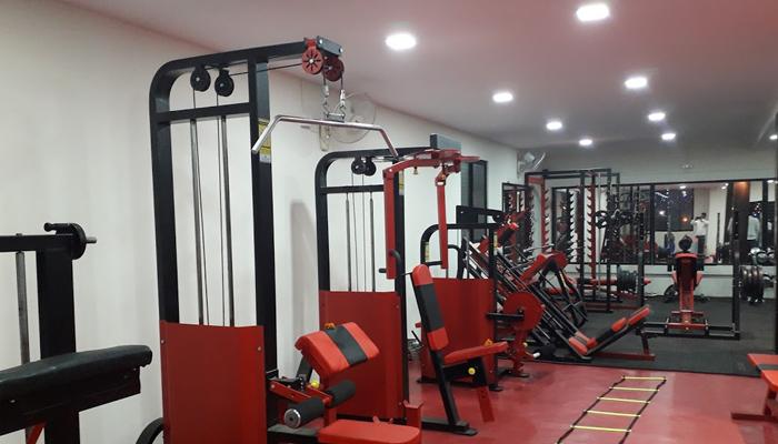 H11 Fitness Club Manjri