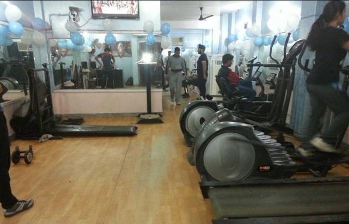 Physique Fitness Gym Jangpura