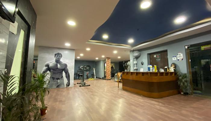 Golden Gym Sanjeeva Reddy Nagar