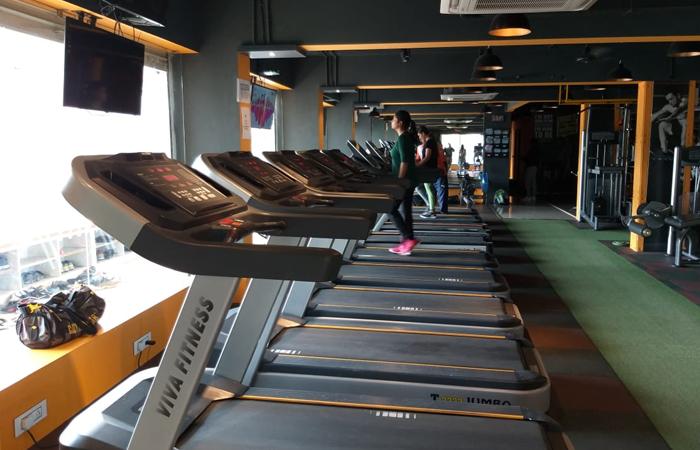 Parv's AR Fitness Shahibaug