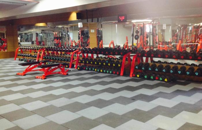 Full Throttle Gym Ranip