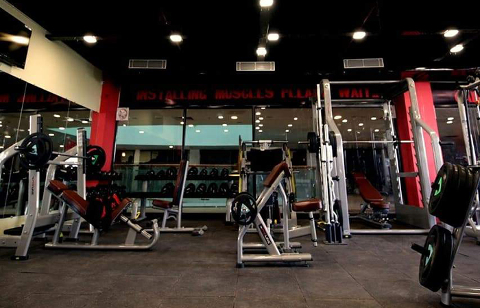 Absolute Gym Malviya Nagar
